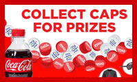Collect Caps for Prizes
